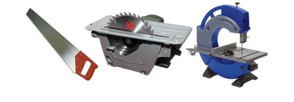 Инструменты для резки поликарбоната: ножовка, циркулярная пила, ленточная пила