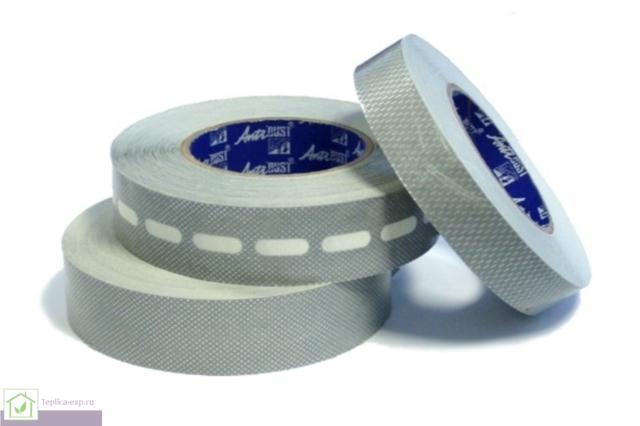 Алюминиевая лента герметизирующая/перфорированная