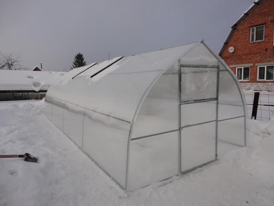 Конструкция успешно выдержит различные погодные явления