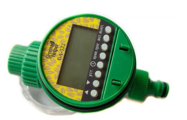 Контроллер для автоматического капельного полива