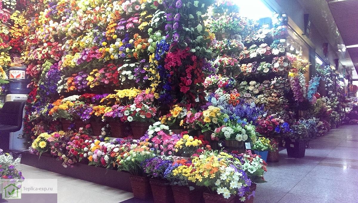 Одним из главных условий успешного ведения цветочного бизнеса является реклама