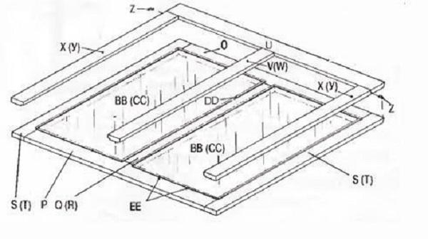 Схема изготовления крыльев для парника