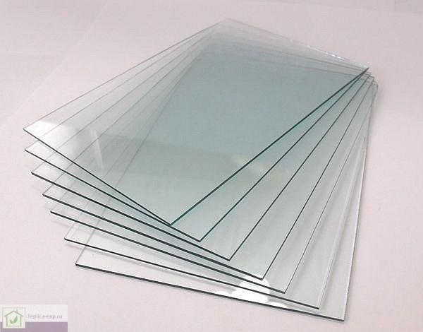 Стандартное стекло толщиной 4 мм