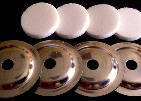 Термошайбы металлические с прокладками