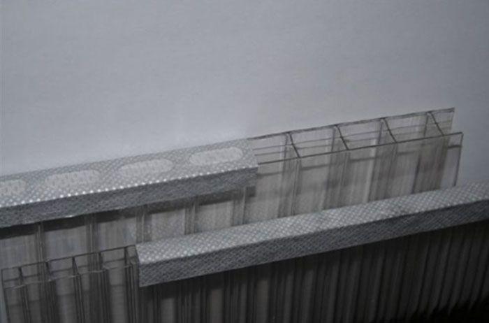 Лента герметизирующая для поликарбоната