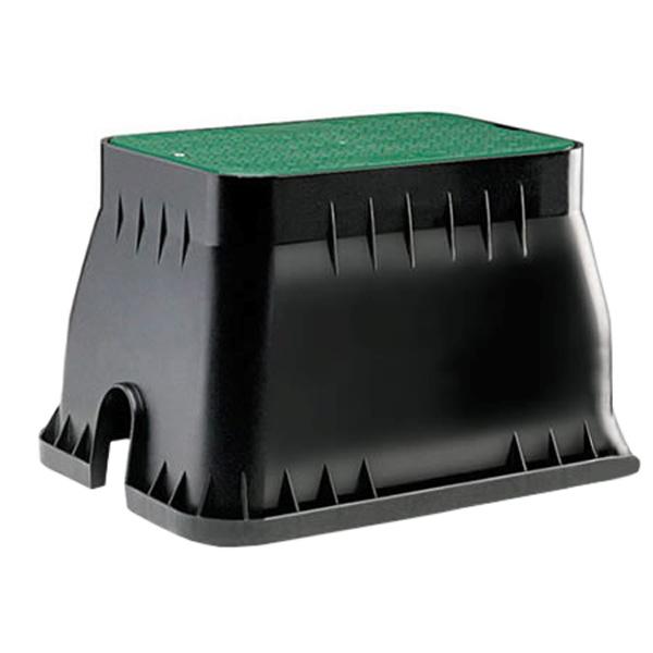 Пластиковый технологический короб для фильтра, контроллера и других сложных элементов системы