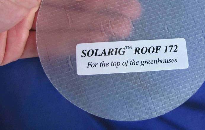 Пленка армированная тепличная Solarig