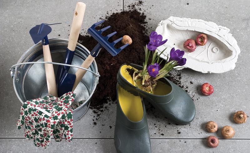 Подготовка садового инвентаря