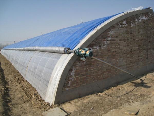 Технология энергосбережения в теплице вегетарий