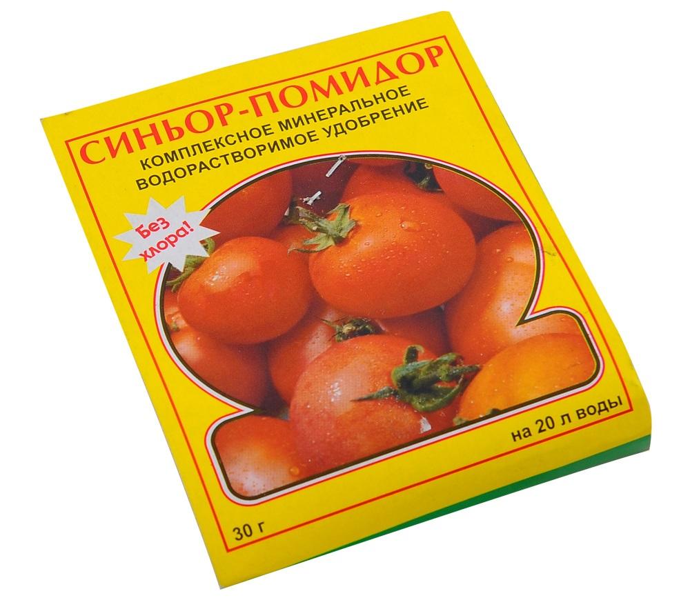 Удобрение «Синьор помидор»