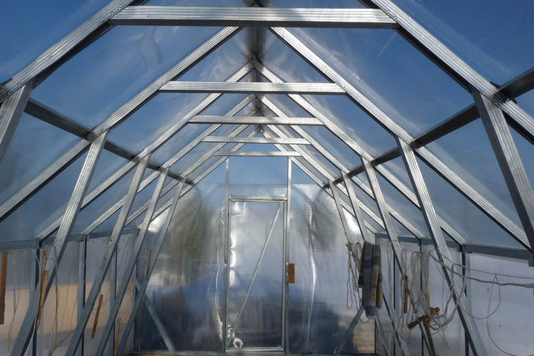 Потолок в ванной из гипсокартона дизайн 308