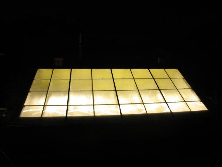 Дополнительное освещение в теплице