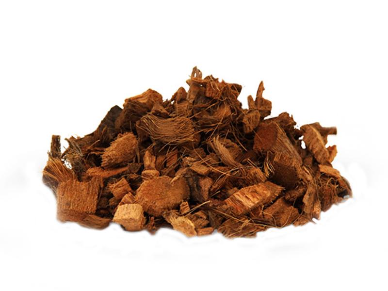 Кокосовый субстрат - это измельченное и спрессованное кокосовое волокно