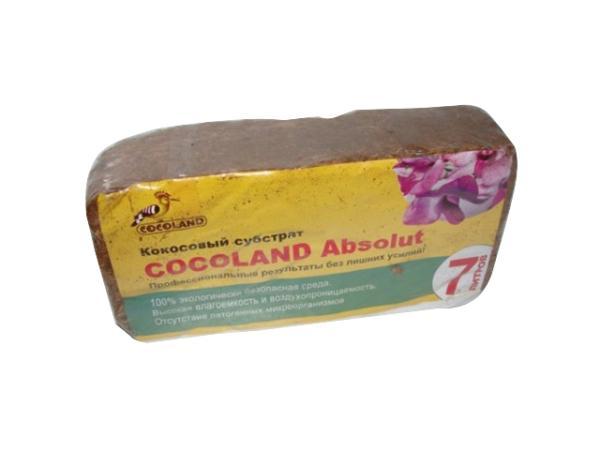 Кокосовый брикет Cocoland