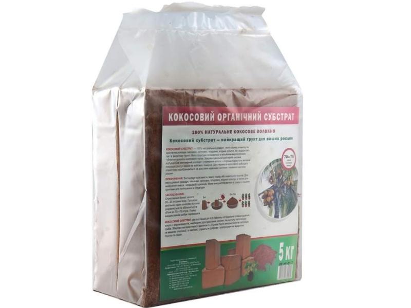 Кокосовый грунт (прессованные кокосовые волокна) является идеальным безземельным субстратом при выращивании растений методом гидропоники