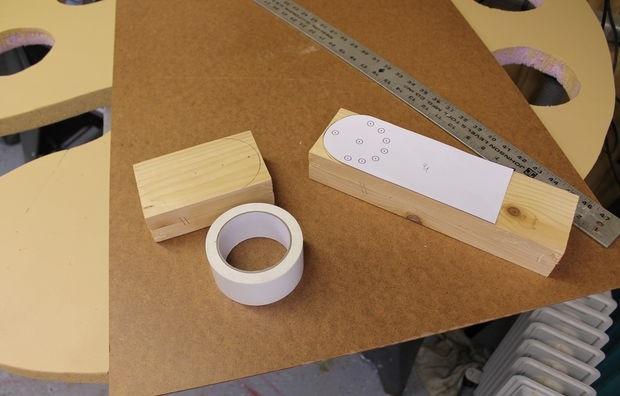 Материалы для изготовления креплений
