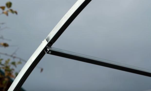 Пример крепления горизонтальной стяжки к торцу