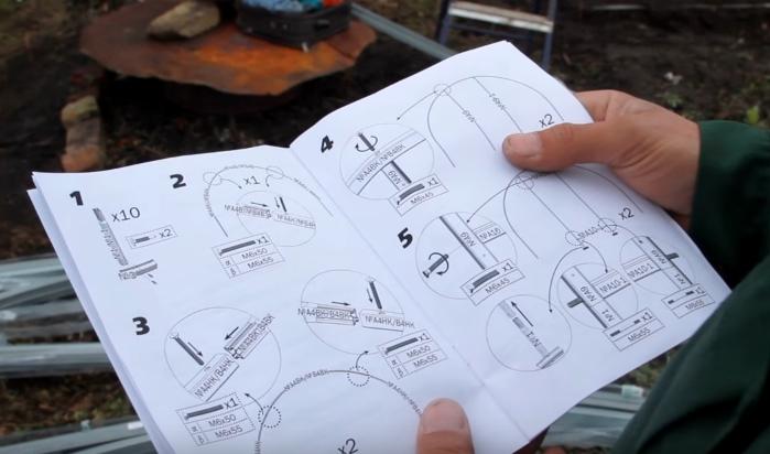 Внимательно изучайте инструкцию производителя