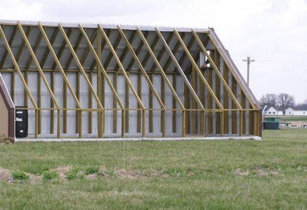 Пример устройства конструкции
