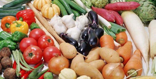 Собранные по правилам овощи будут радовать вас круглый год