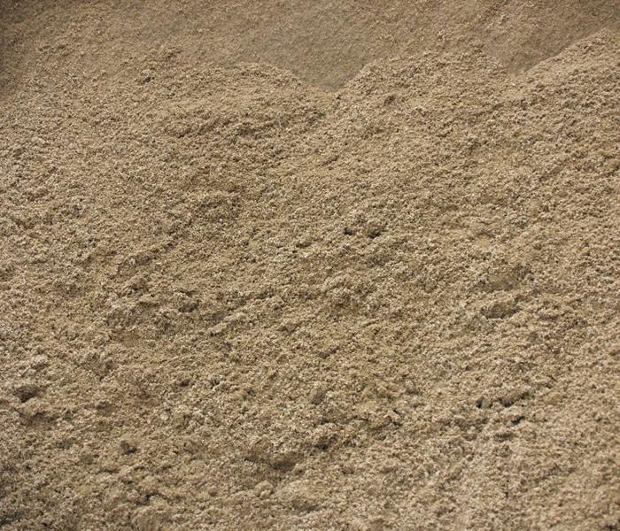 Перед использованием песка, необходимо его продезинфицировать