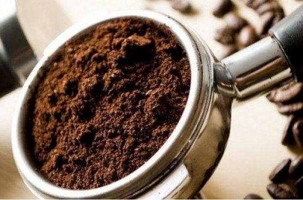 Испитая кофейная гуща тоже используется под грибы