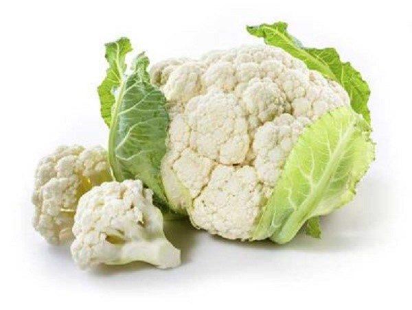Цветная капуста относится к категории низкоурожайных овощей