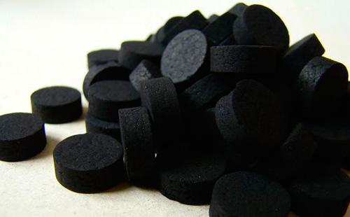 Активированный уголь компенсирует недостаток аэрации в самодельной гидропонной установке