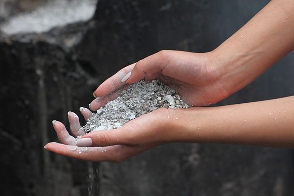Древесная зола оказывает неоценимую помощь почве как на грядках, так и в домашних условиях
