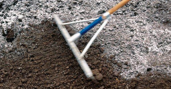Раскисление почвы чаще всего осуществляется с помощью извести