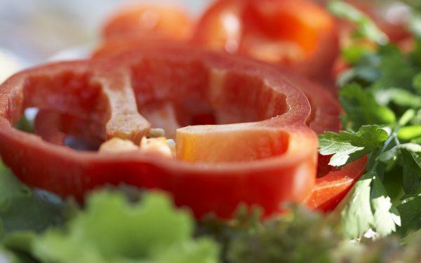 Сладкий перец полезен для кроветворения и улучшения мозговой деятельности