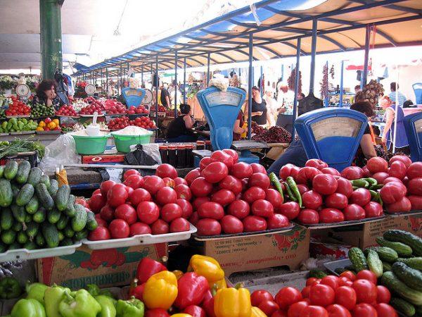 Торговый павильон - наглядный пример анализа спроса и ассортимента
