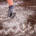 Раскислить почву можно известью-пушонкой.
