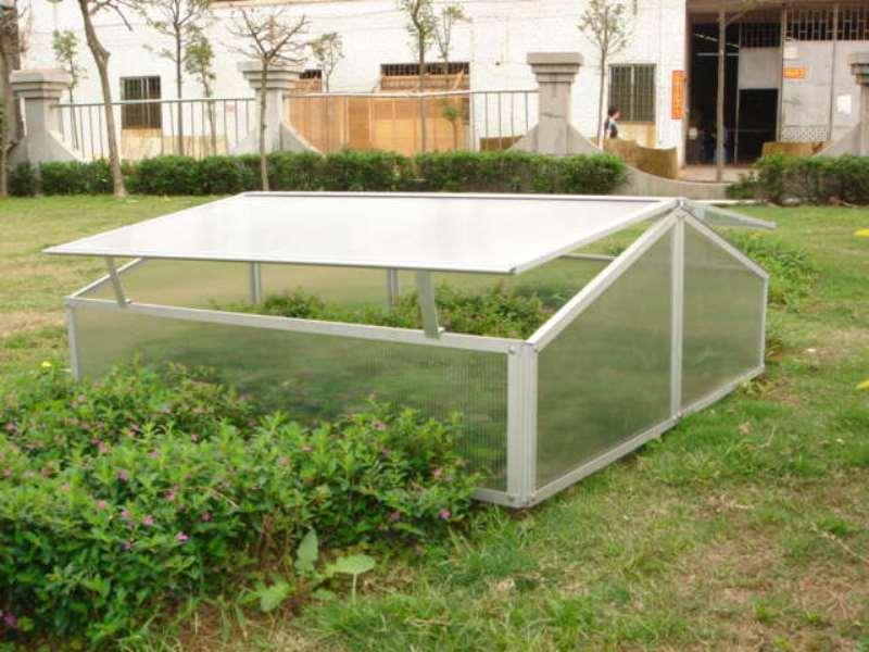 Парник из поликарбоната - варианты конструкции, как сделать самому!