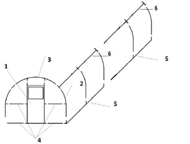 Схема крепления продольныъ элементов (6)