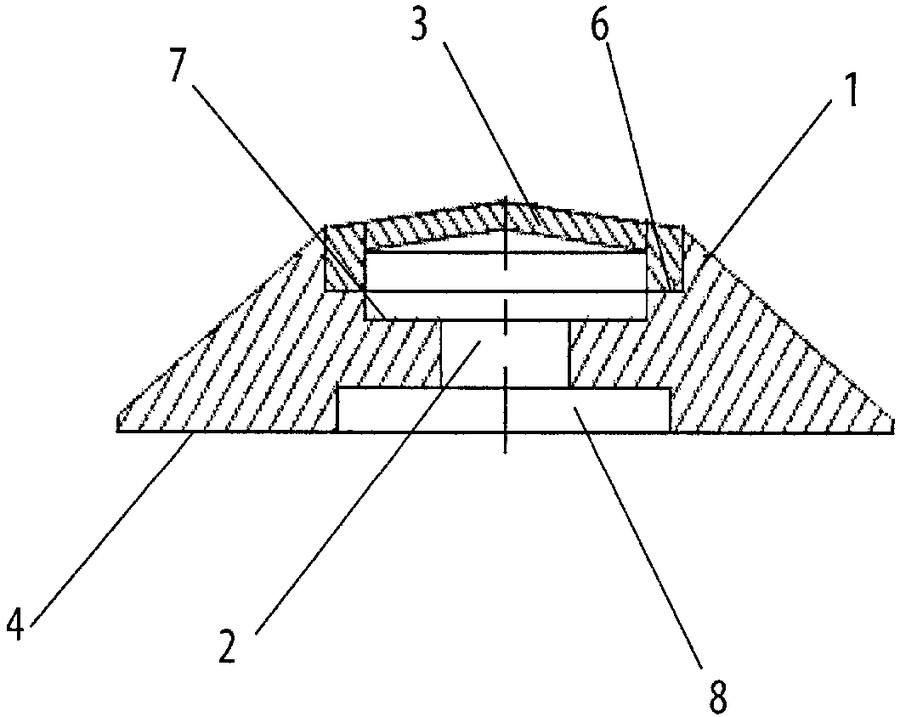Схема универсальной термошайбы