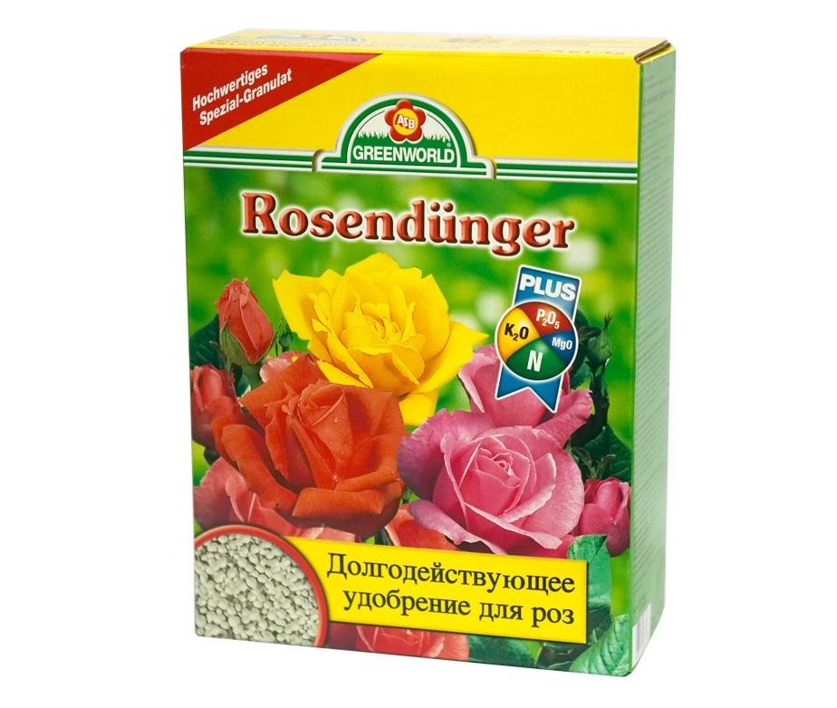 Удобрение для роз