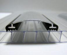 Алюминиевый профиль для поликарбоната