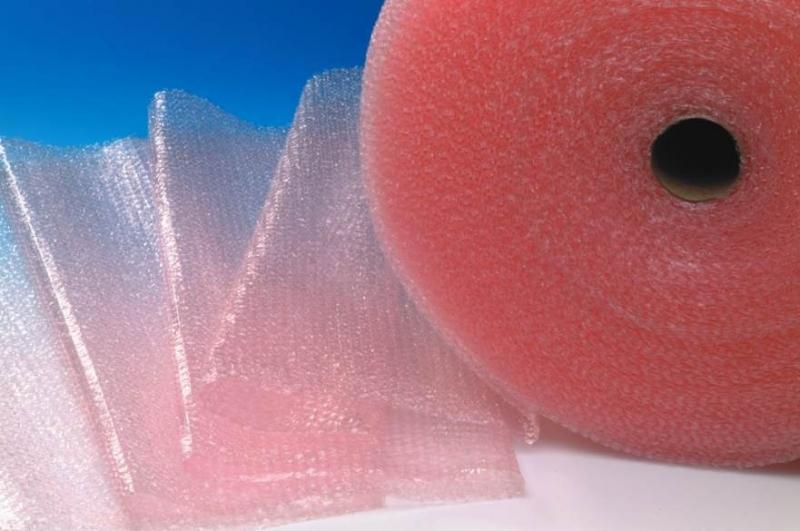 Антистатическая пузырчатая пленка