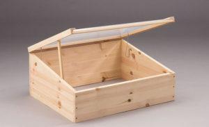 Ящик для рассад своими руками