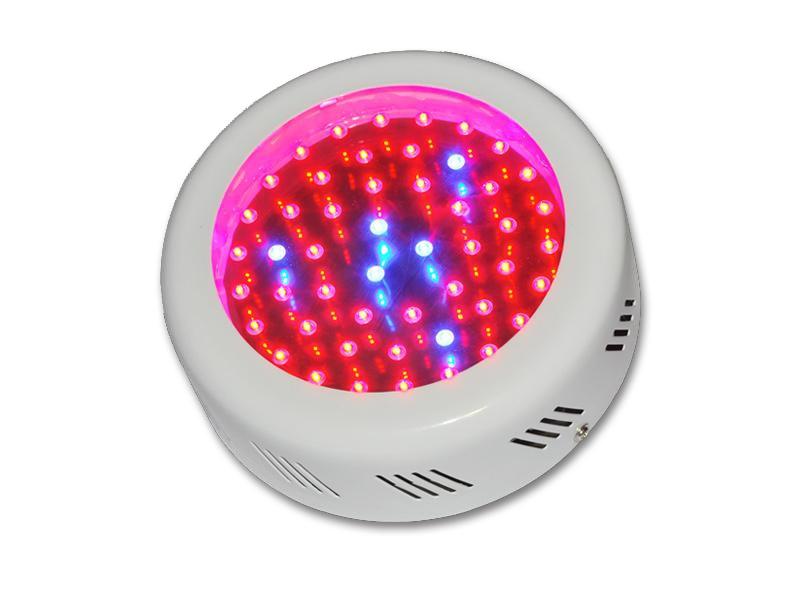 Комбинированный LED-светильник с соотношением красного и синего 4 к 1