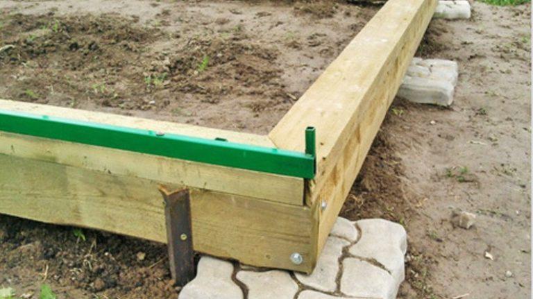 Как своими руками сделать фундамент под деревянный дом 758