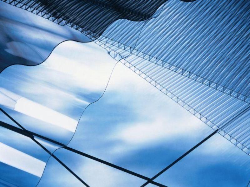 Виды прозрачного поликарбоната