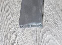 Подготовка алюминиевого профиля для теплоотводящей шины