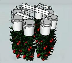 Подвешивание растений