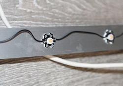 Соединение светодиодов пайкой