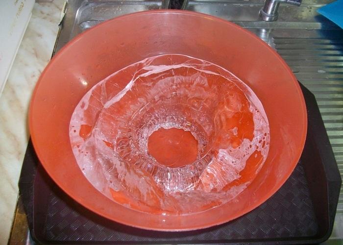 Как можно сделать талую воду в домашних условиях