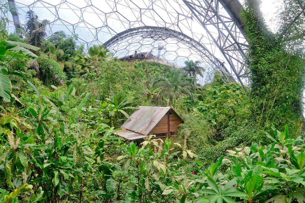 Малазийская хижина