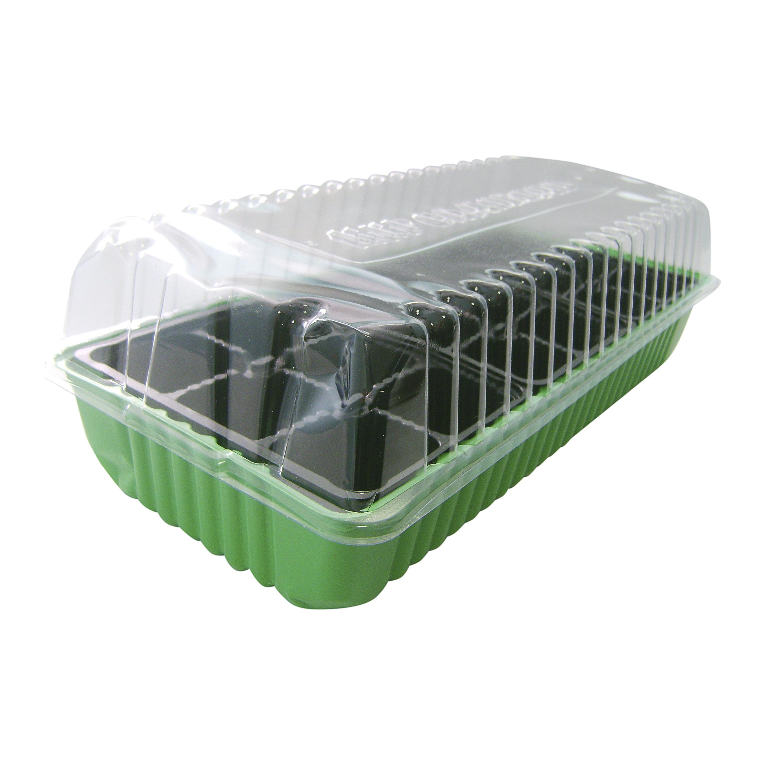 Мини-парник для проращивания семян и рассады
