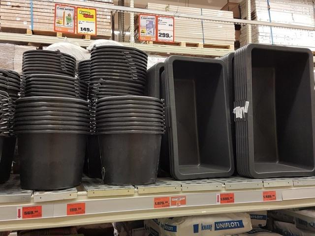 Пластиковые емкости для рассады
